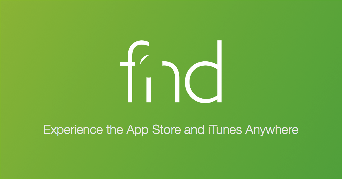 Experience the App Store and iTunes Anywhere   fnd
